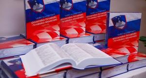 Dvojezični slovenski i hrvatski rječnik