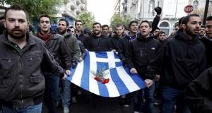 Grčka, prosvjedi
