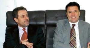 Milan Bandić i Zdravko Mamić