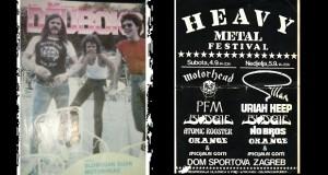 Motorhead u Zagrebu 1982.