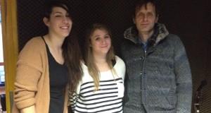 Nina, Zrinka i Ripper