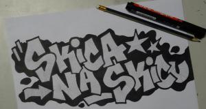 Skica na skicu