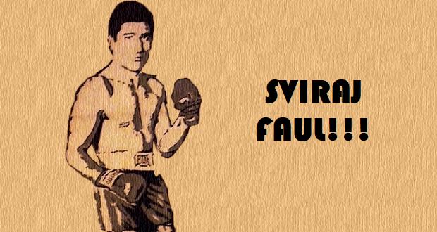 SVIRAJ FAUL