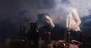 Igor Ilić, Millennials / Generacija Y (Caravaggio, A Woman Asleep), 2013.