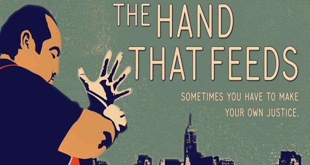 ruka koja hrani