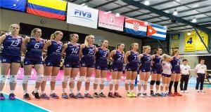 Hrvatska ženska odbojkaška reprezentacija