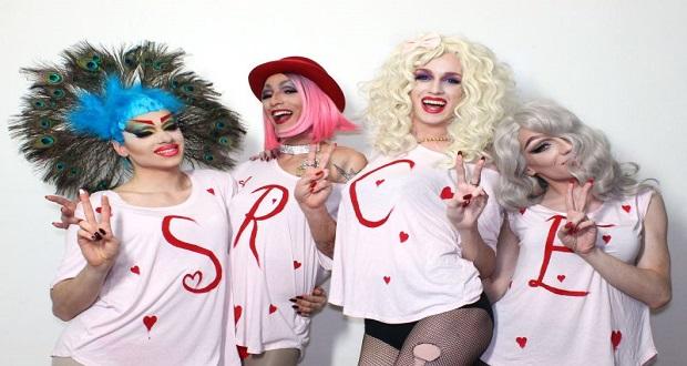 House of Flamingo - Spazam Orgazam, Roxanne, Colinda Evangelista, Entity (1)
