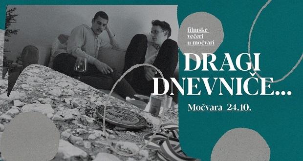 Ekranizacija ljudske intime na Filmskim večerima u Močvari