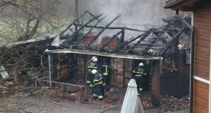 požar dom