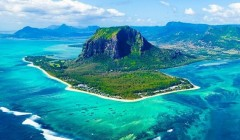 mauritius otok