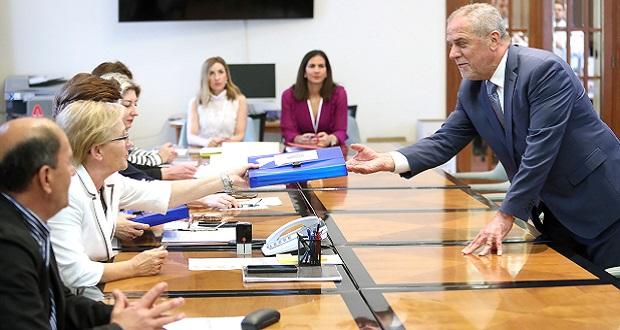Milan Bandić predao liste DIP-u za parlamentarne izbore