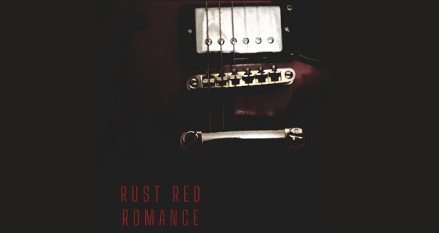 rust red romance