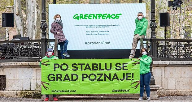 Greenpeace predstavili novo istraživanje