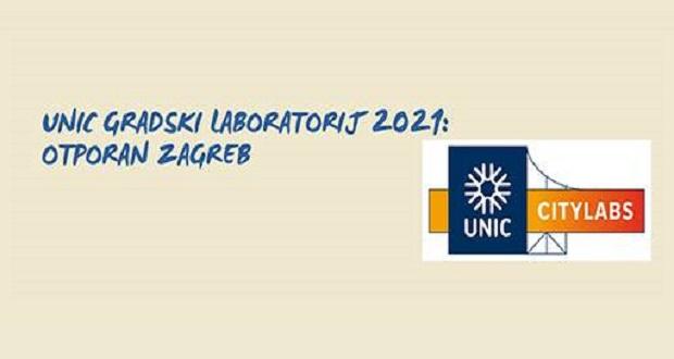 Unic gradski laboratoriji 2021: Otporan Zagreb