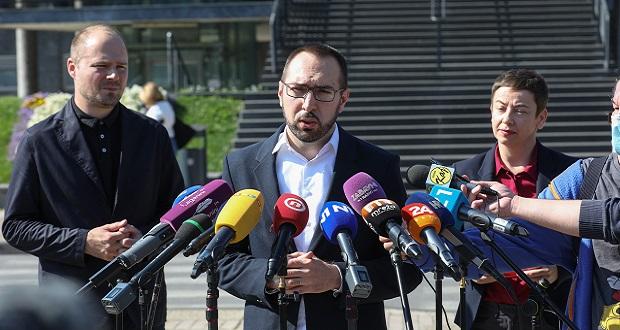 Konferencija za medije Tomislava Tomaševića u svezi promjena u